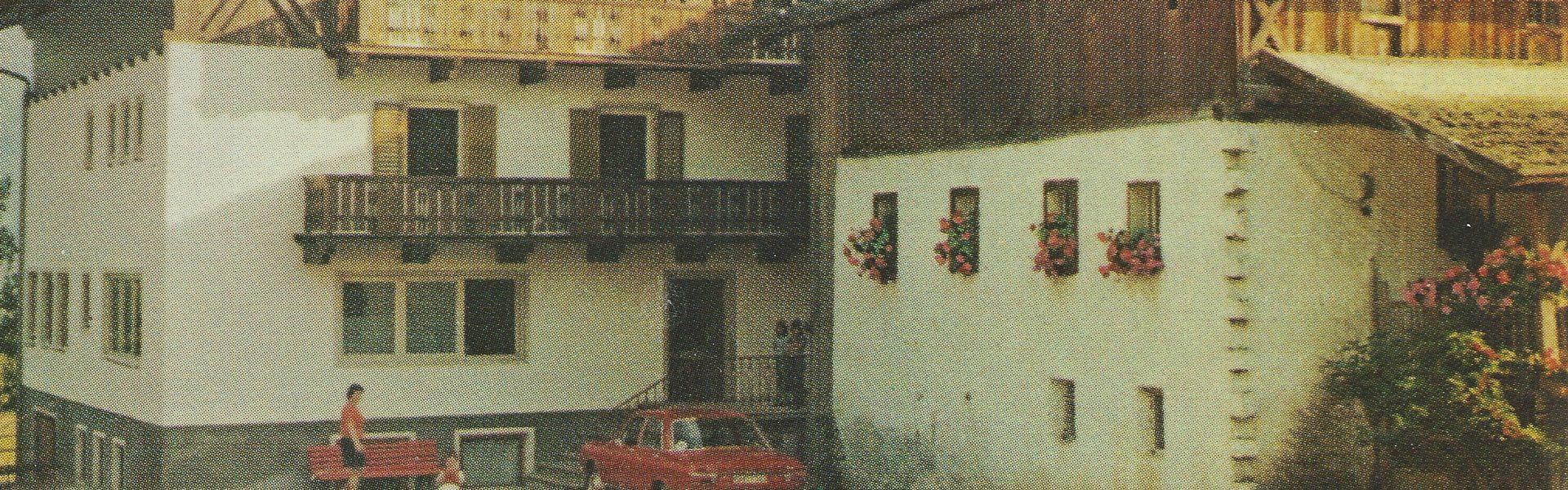 Moarhof-Postkarte-70er